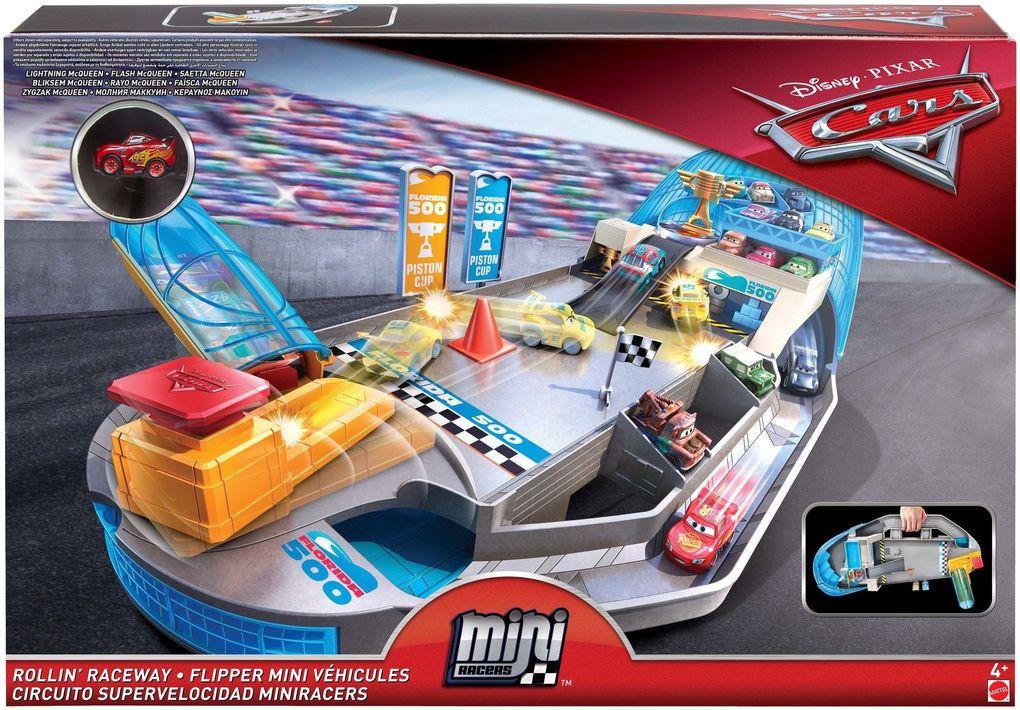 Mattel - Disney Cars Rennsport-Arena Spielset als sonstige Artikel