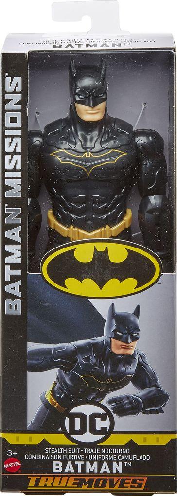 Mattel - DC Batman Basis Figur Batman im Tarnanzug, 30 cm als sonstige Artikel