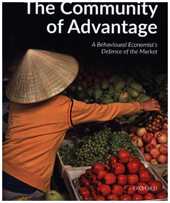 The Community of Advantage als Buch von Robert ...
