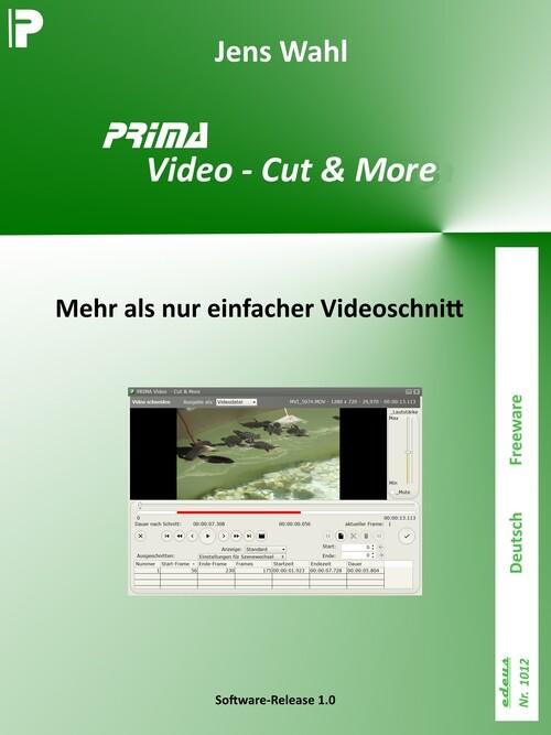 PRIMA Video - Cut & More als eBook