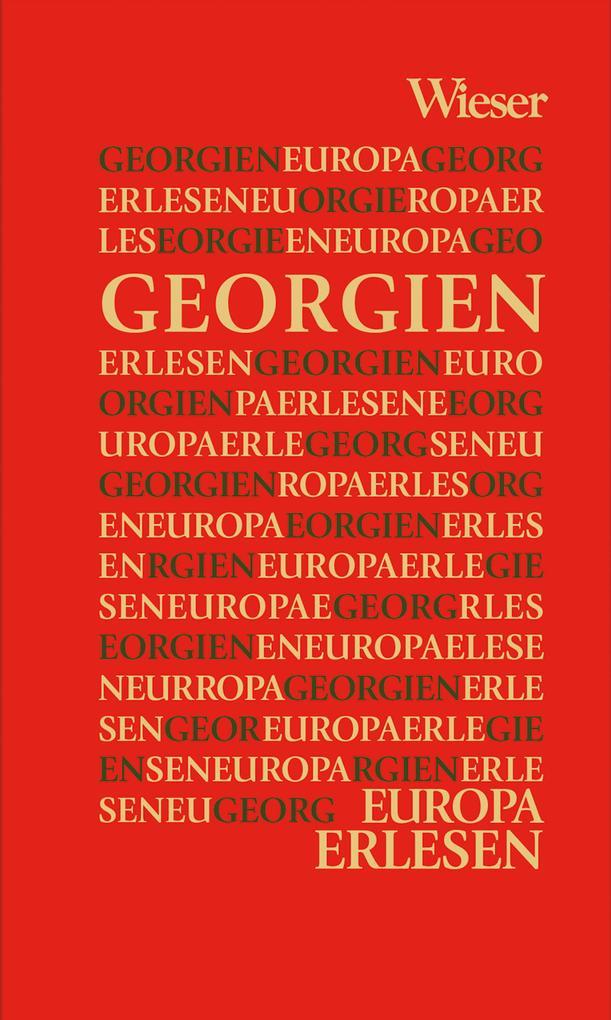 Georgien als Buch von