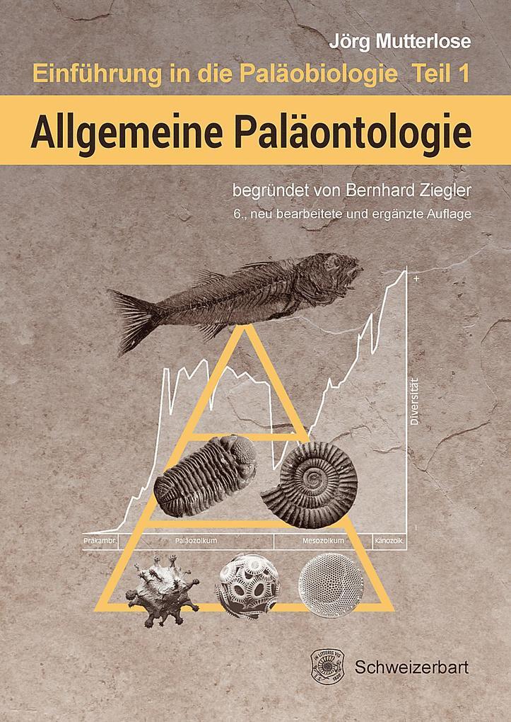 Allgemeine Paläontologie als Buch von Jörg Mutt...