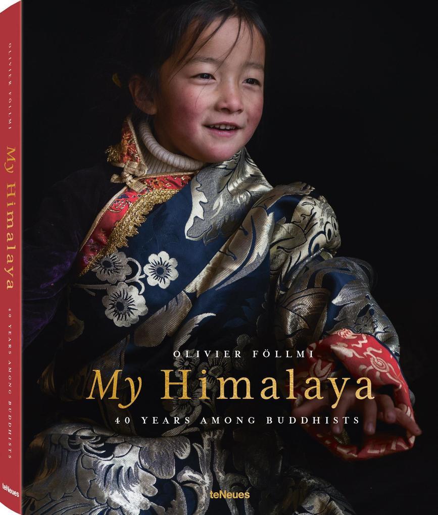 My Himalaya als Buch von Olivier Föllmi