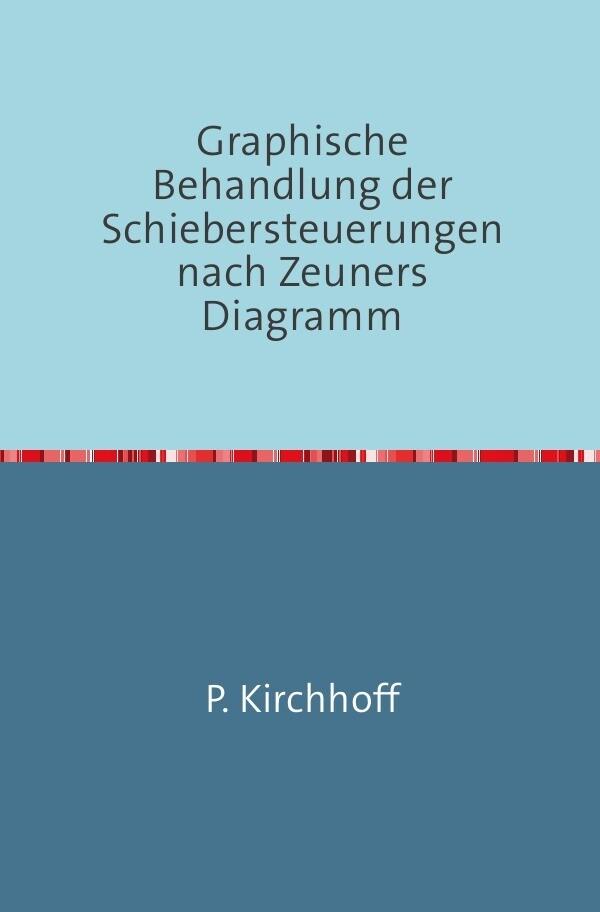 Graphische Behandlung der Schiebersteuerungen nach Zeuners Diagramm als Buch (kartoniert)