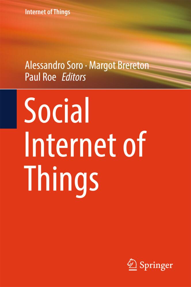 Social Internet of Things als Buch von
