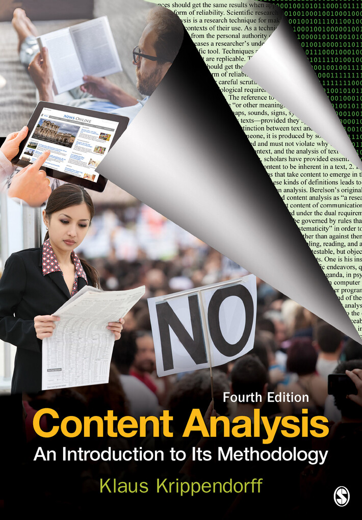 Content Analysis als eBook Download von Klaus K...