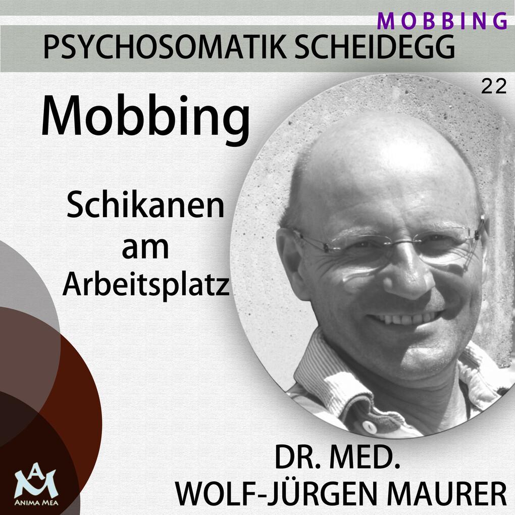 Mobbing als Hörbuch Download