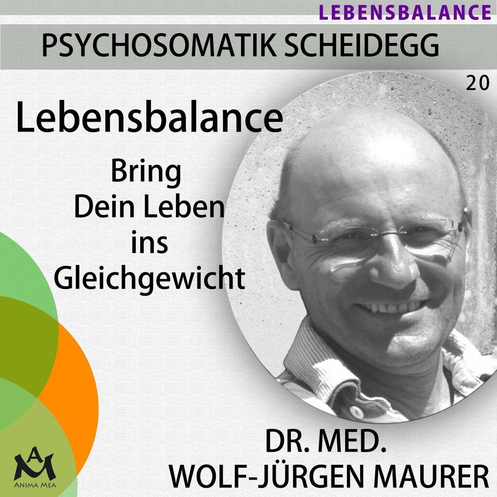 Lebensbalance als Hörbuch Download