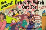 New, Improved! Dykes to Watch Out for: Cartoons