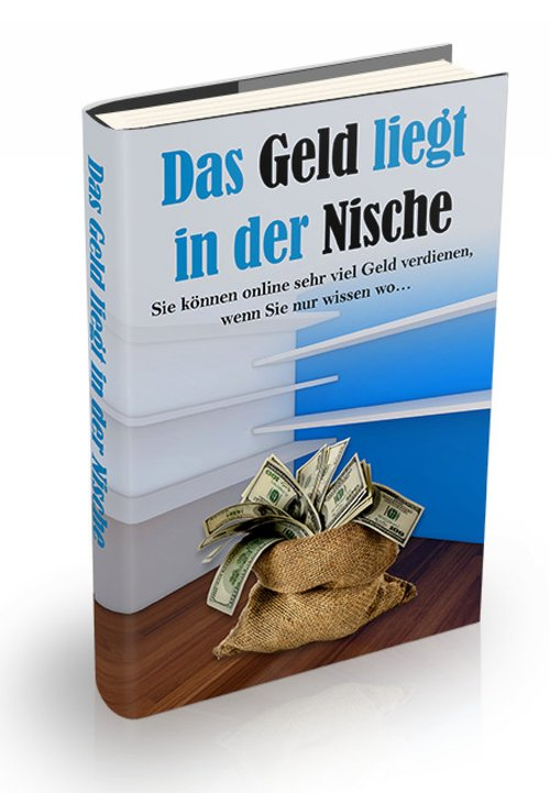 Das Geld liegt in der Nische als eBook Download...