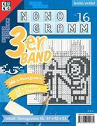 Nonogramm 3er-Band Nr. 16