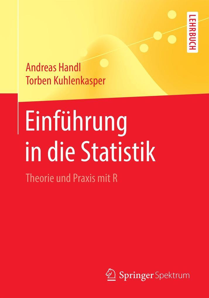 Einführung in die Statistik als eBook