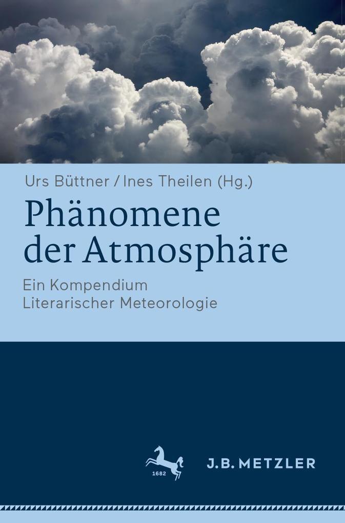 Phänomene der Atmosphäre als eBook Download von