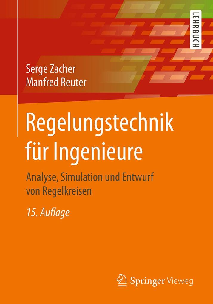 Regelungstechnik für Ingenieure als eBook Downl...