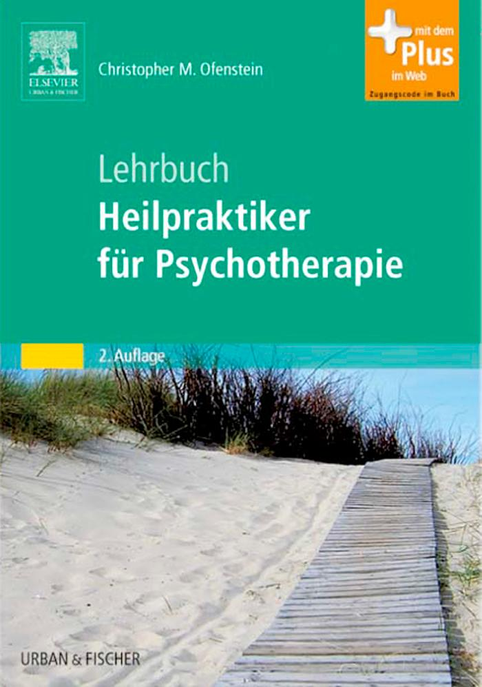 Lehrbuch Heilpraktiker für Psychotherapie als e...