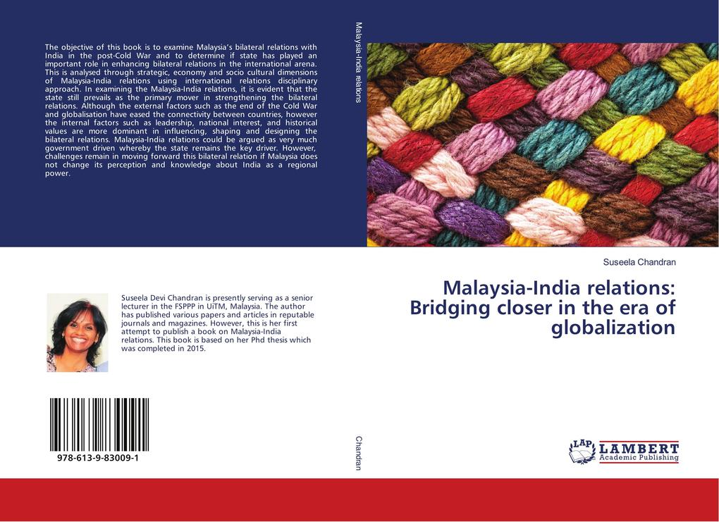 Malaysia-India relations: Bridging closer in th...