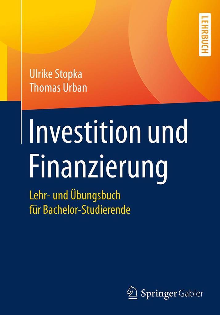 Investition und Finanzierung als eBook