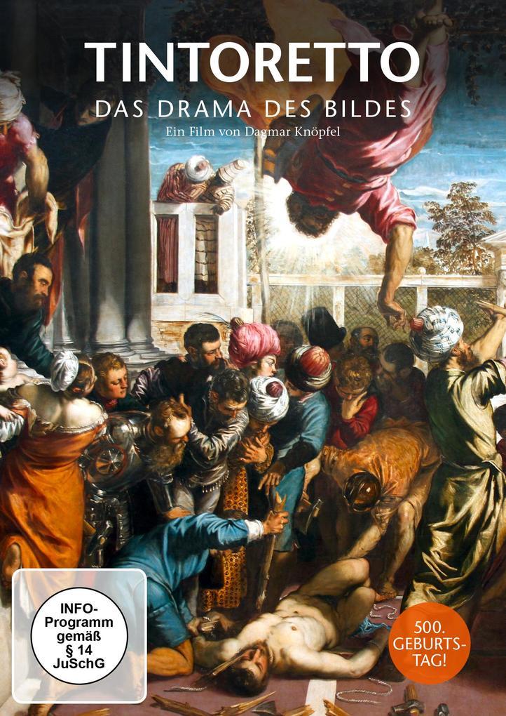 Tintoretto: Das Drama des Bildes als DVD
