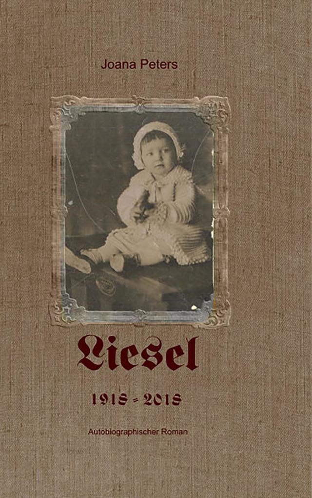 Liesel als Buch