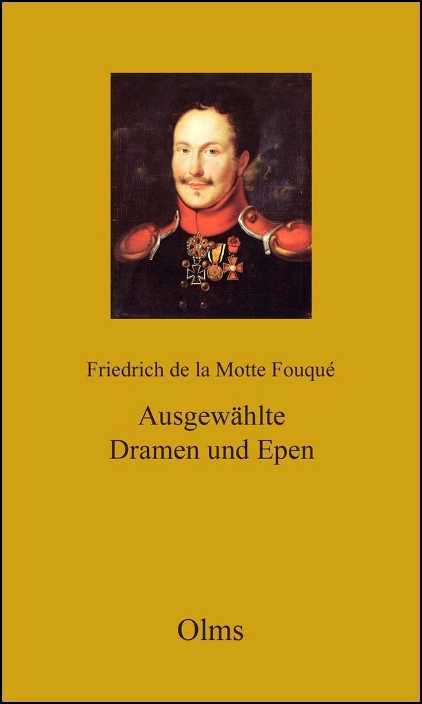 Werke. Abteilung II: Ausgewählte Dramen und Epe...