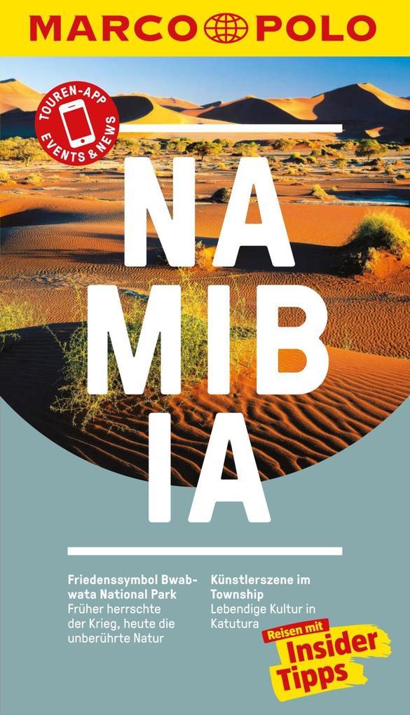 MARCO POLO Reiseführer Namibia als eBook Downlo...