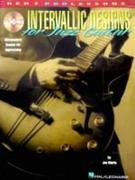Intervallic Designs for Jazz Guitar: Ultramodern Sounds for Improvising [With CD (Audio)]