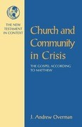 Church and Community in Crisis