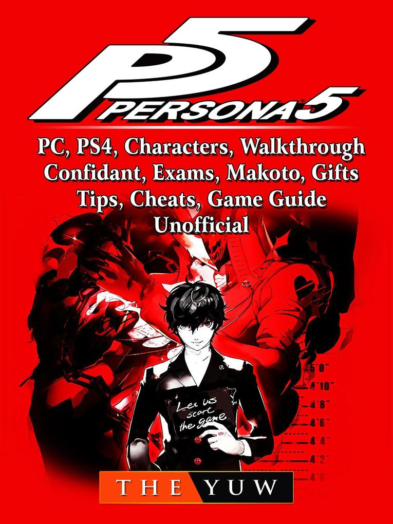 Persona 5, PC, PS4, Characters, Walkthrough, Co...