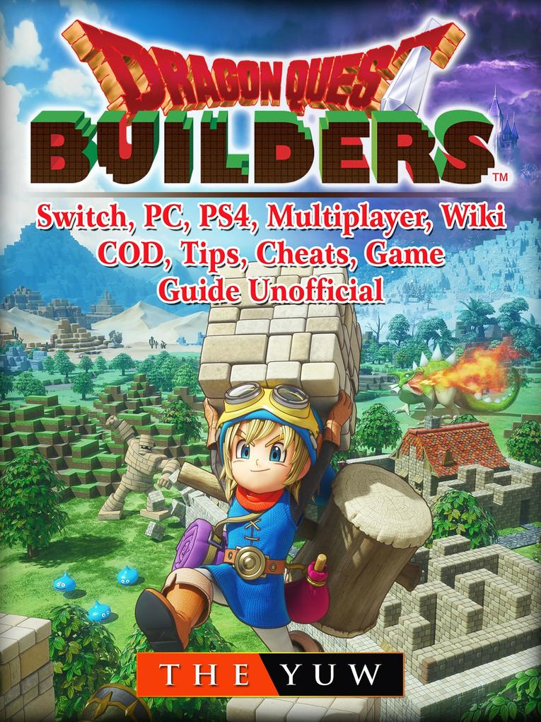 Dragon Quest Builders, Switch, PC, PS4, Multipl...