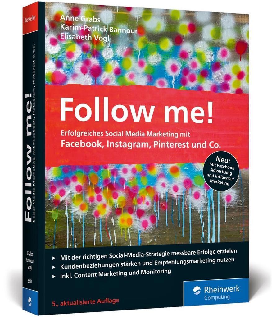Follow me! als Buch