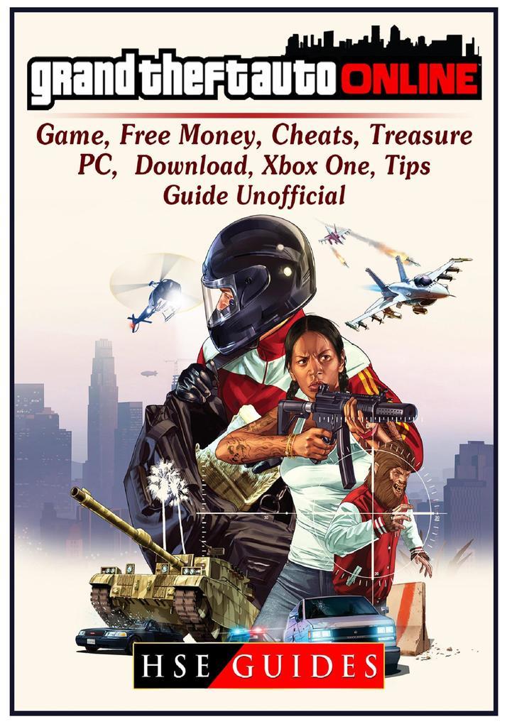 Grand Theft Auto Online Game, Free Money, Cheat...