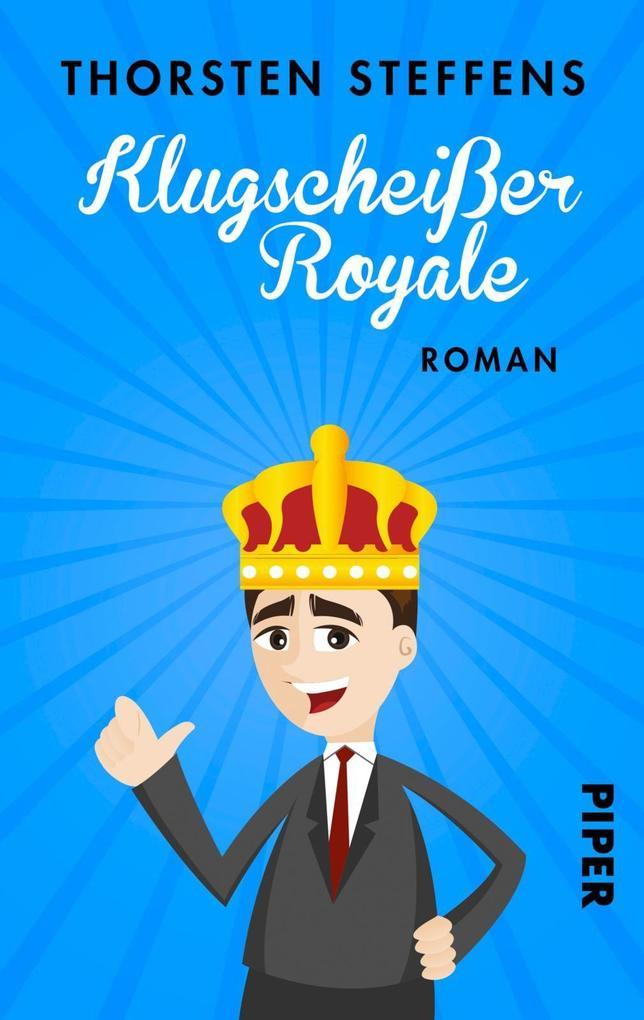 Klugscheißer Royale als Taschenbuch