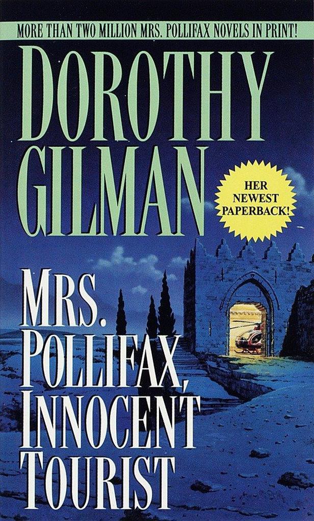 Mrs. Pollifax, Innocent Tourist als Taschenbuch