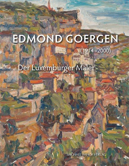 Edmond Goergen (1914-2000) als Buch von