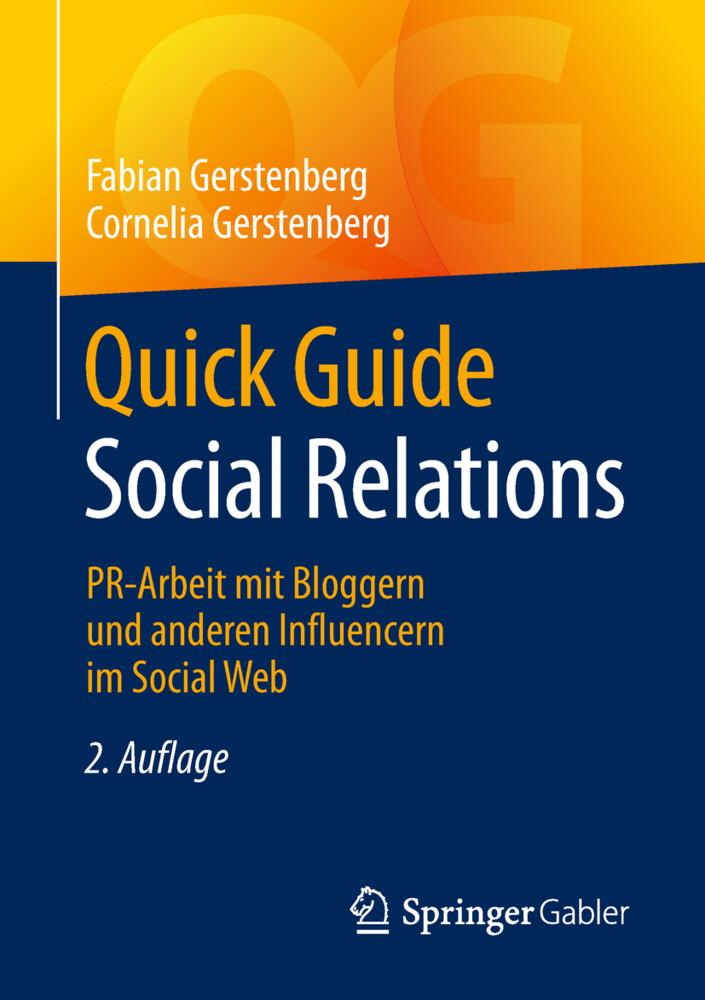 Quick Guide Social Relations als Buch von Fabia...