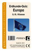 Erdkunde-Quiz: Europa 5. und 6. Klasse