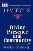Leviticus: Divine Presence and Community