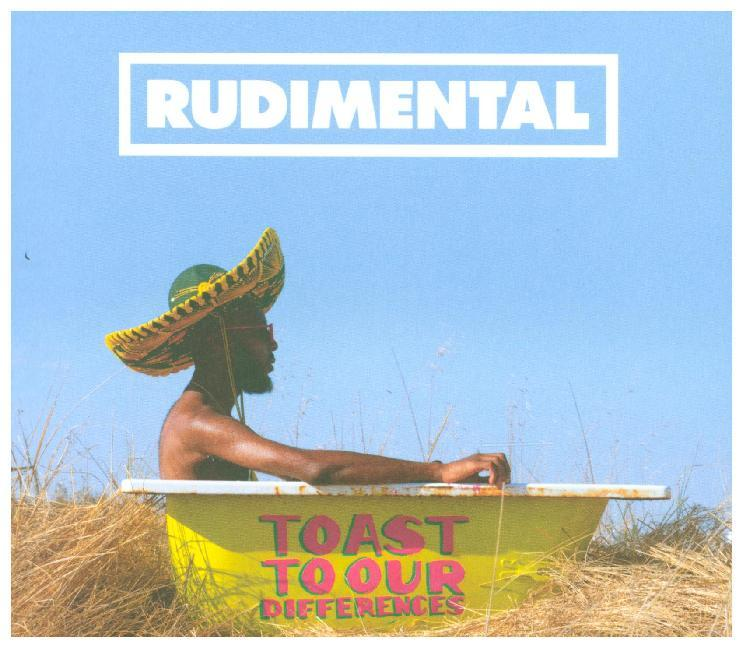 Toast To Our Differences (Deluxe) als CD