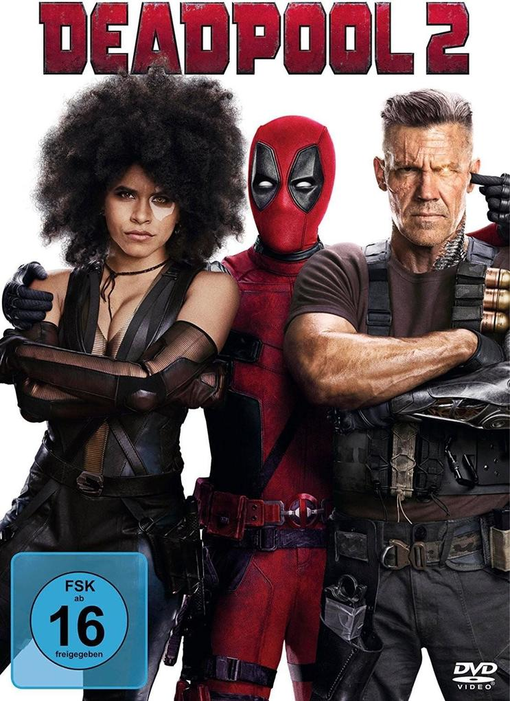 Deadpool 2 (DVD) als DVD