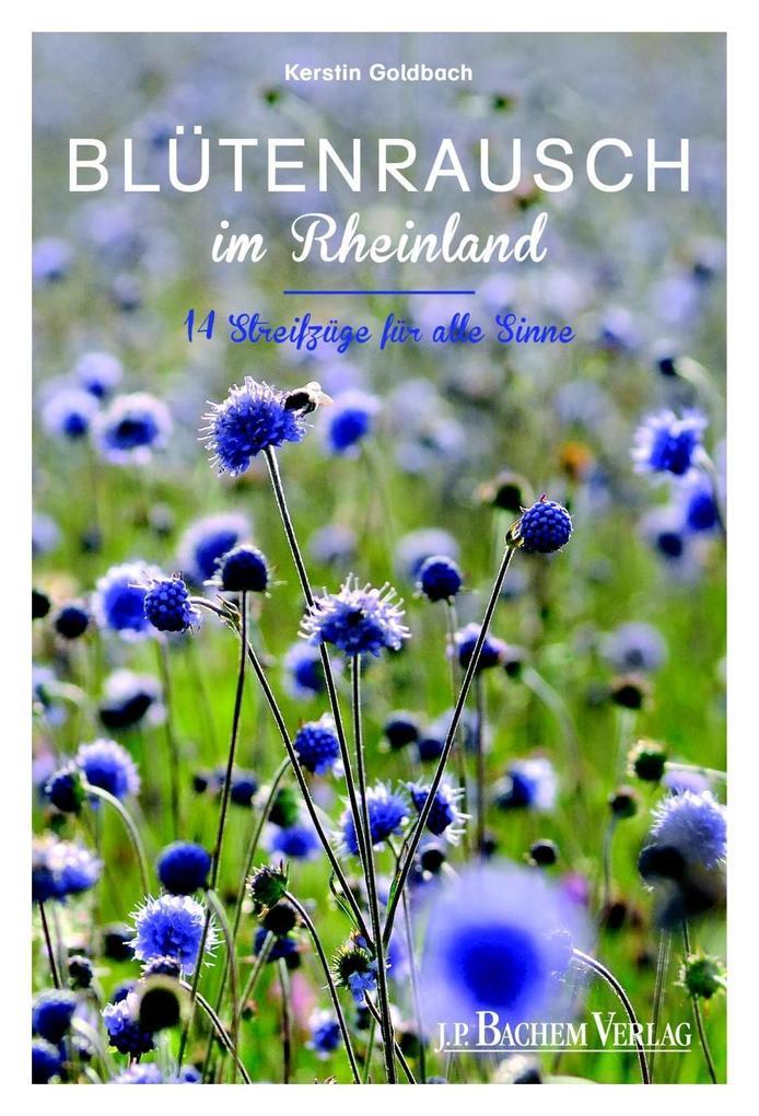 Blütenrausch im Rheinland als eBook Download vo...