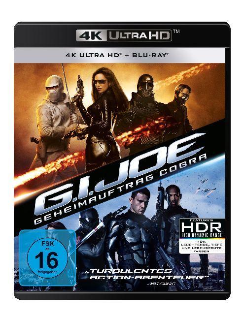 G.I. Joe - Geheimauftrag Cobra als Blu-ray