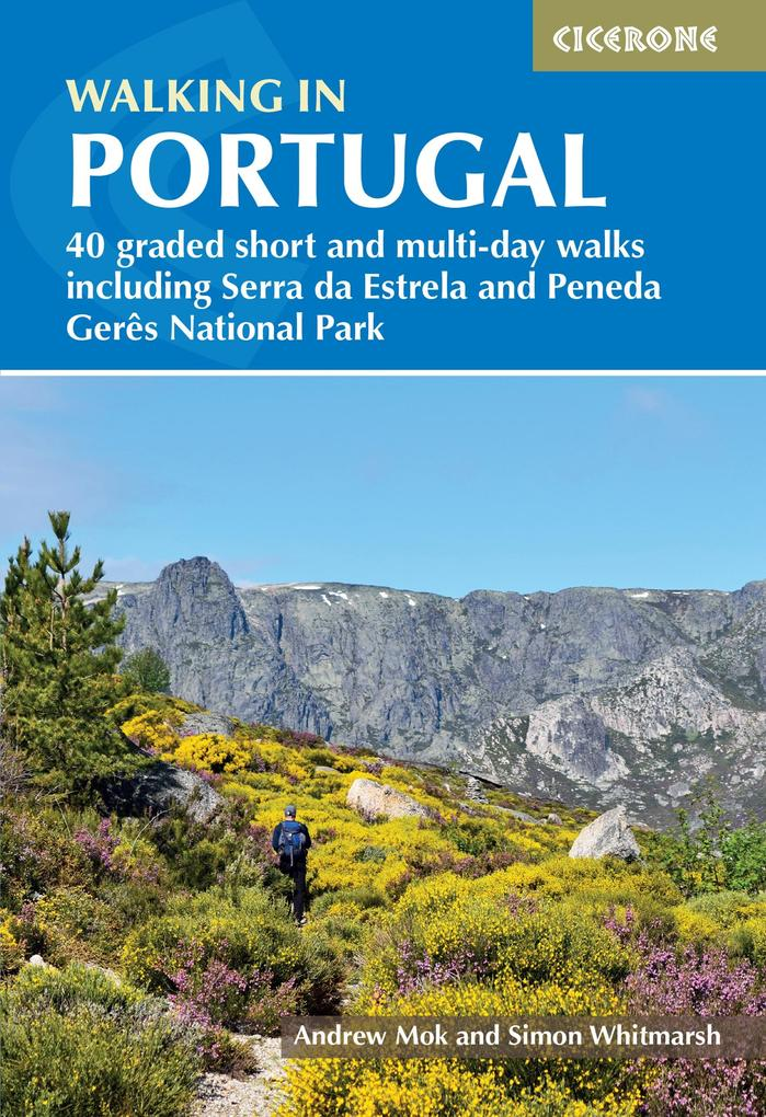 Walking in Portugal als eBook Download von Simo...