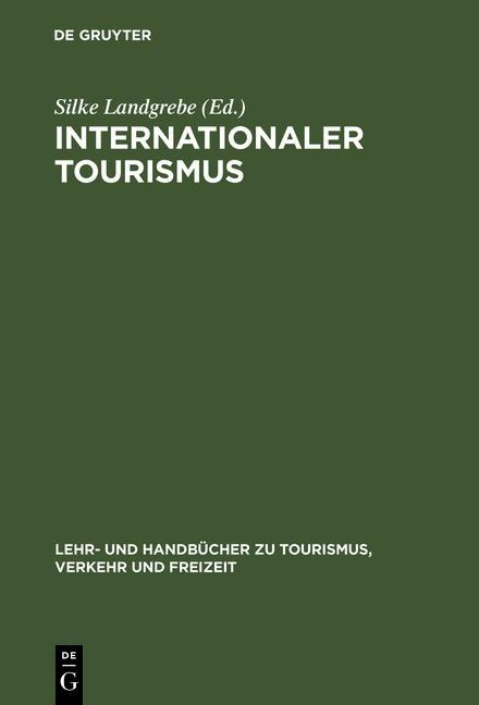Internationaler Tourismus als eBook Download von
