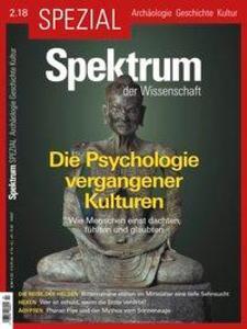 Spektrum Spezial - Die Psychologie vergangener ...