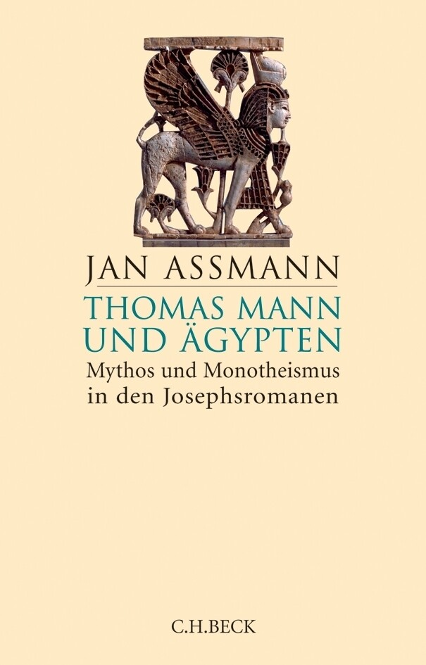 Thomas Mann und Ägypten als Buch