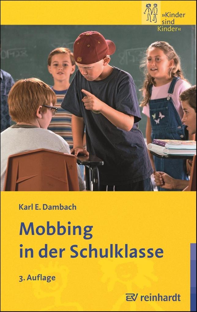 Mobbing in der Schulklasse als eBook Download v...