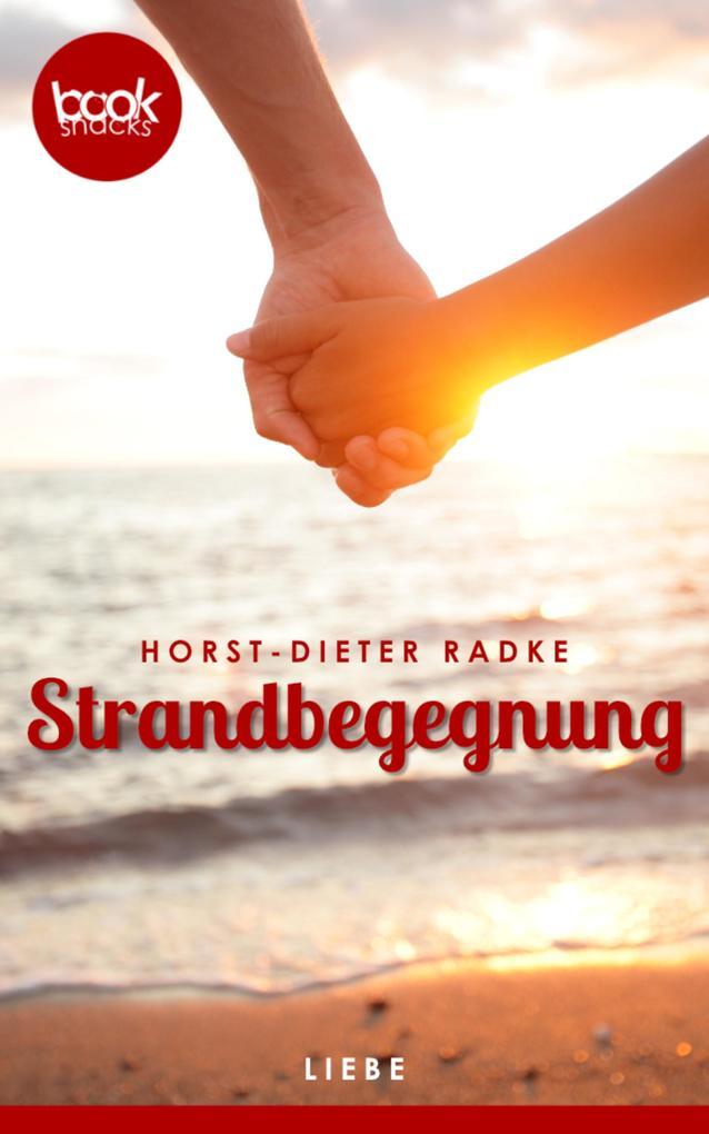 Strandbegegnung (Kurzgeschichte, Liebe) als eBook
