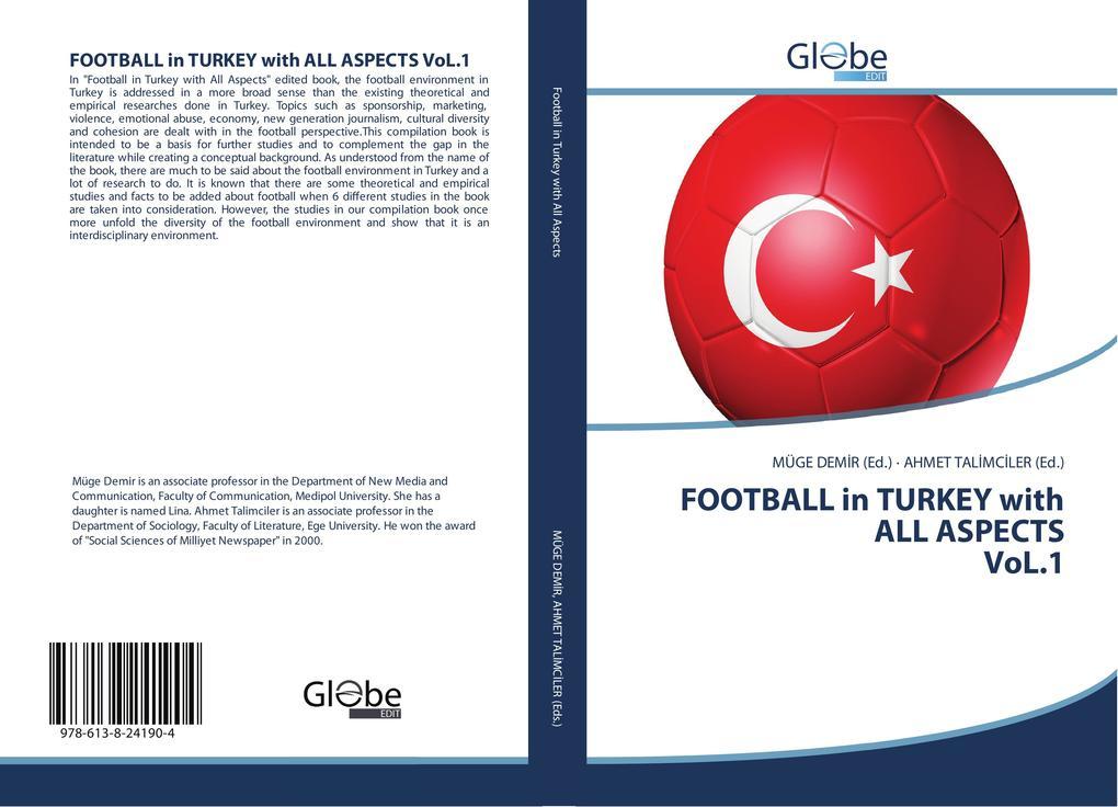 FOOTBALL in TURKEY with ALL ASPECTS VoL.1 als B...