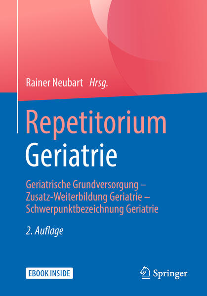 Repetitorium Geriatrie als Buch von