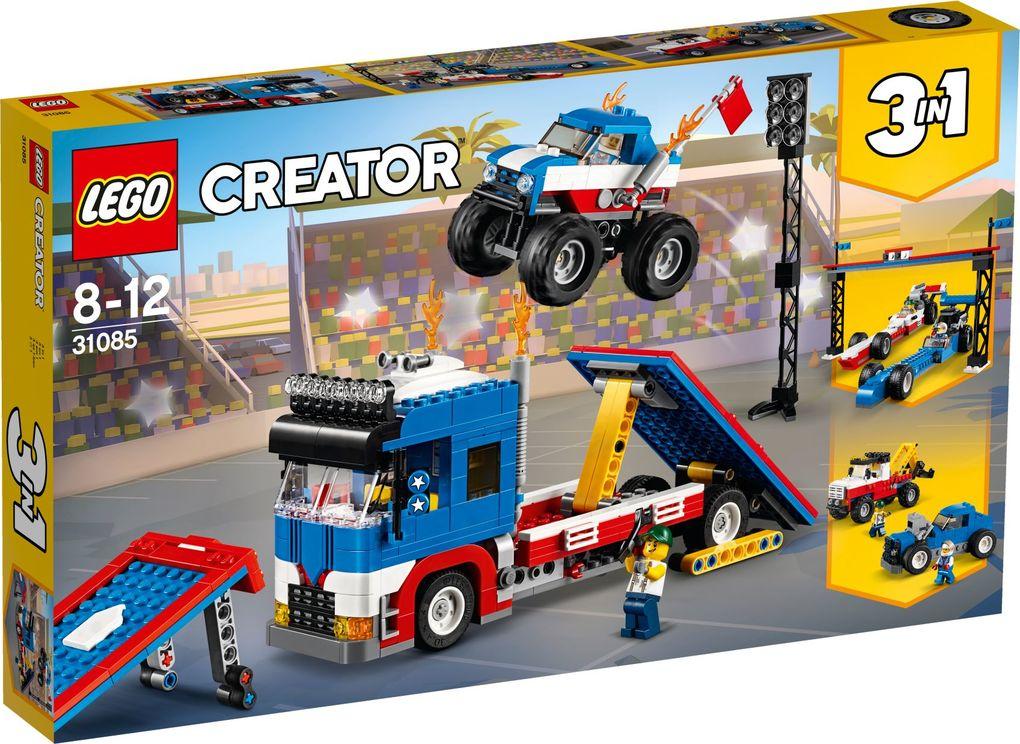 LEGO® Creator - 31085 Stunt-Truck-Transporter